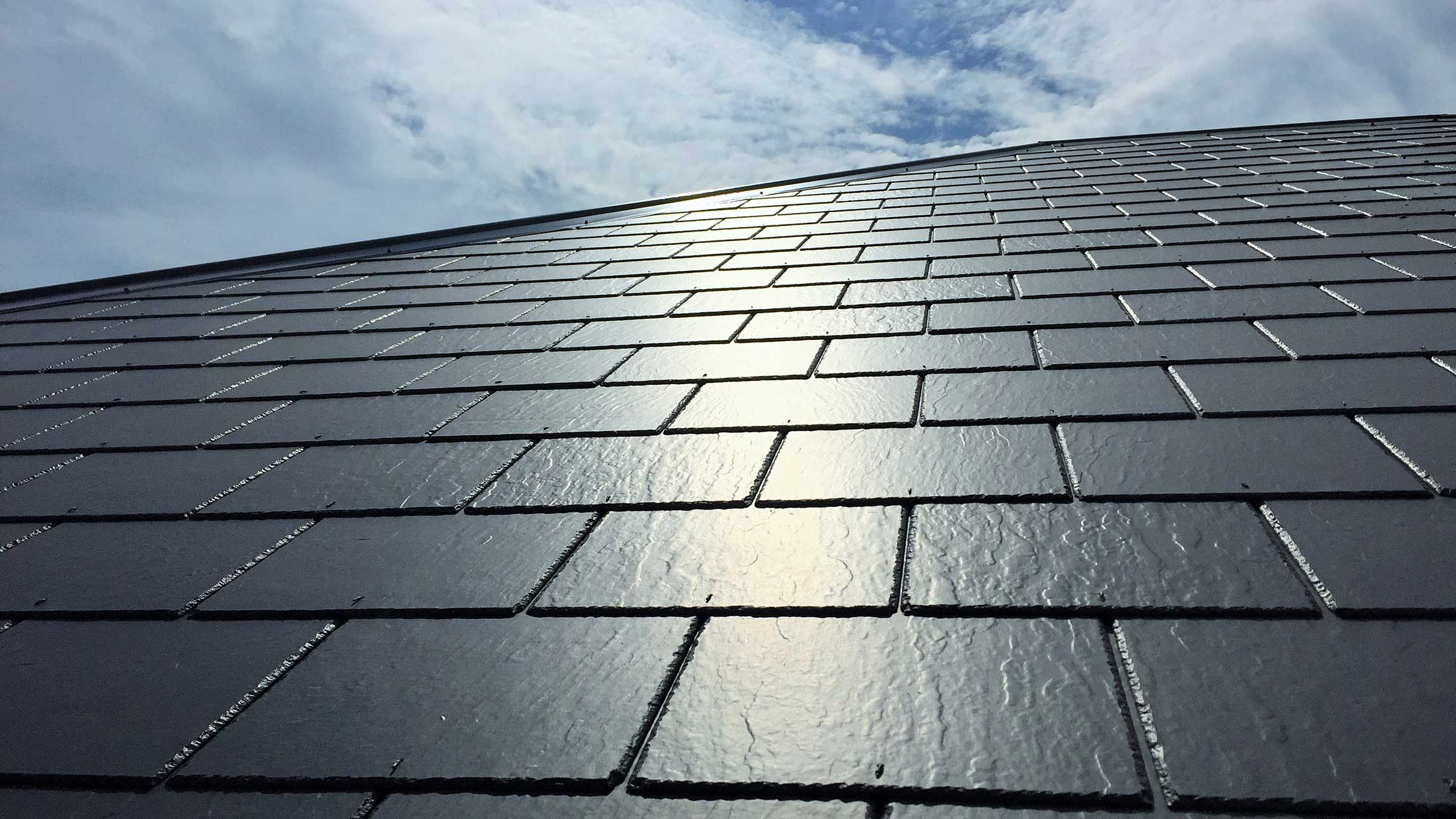 Man Made Slate Western Counties Roofing