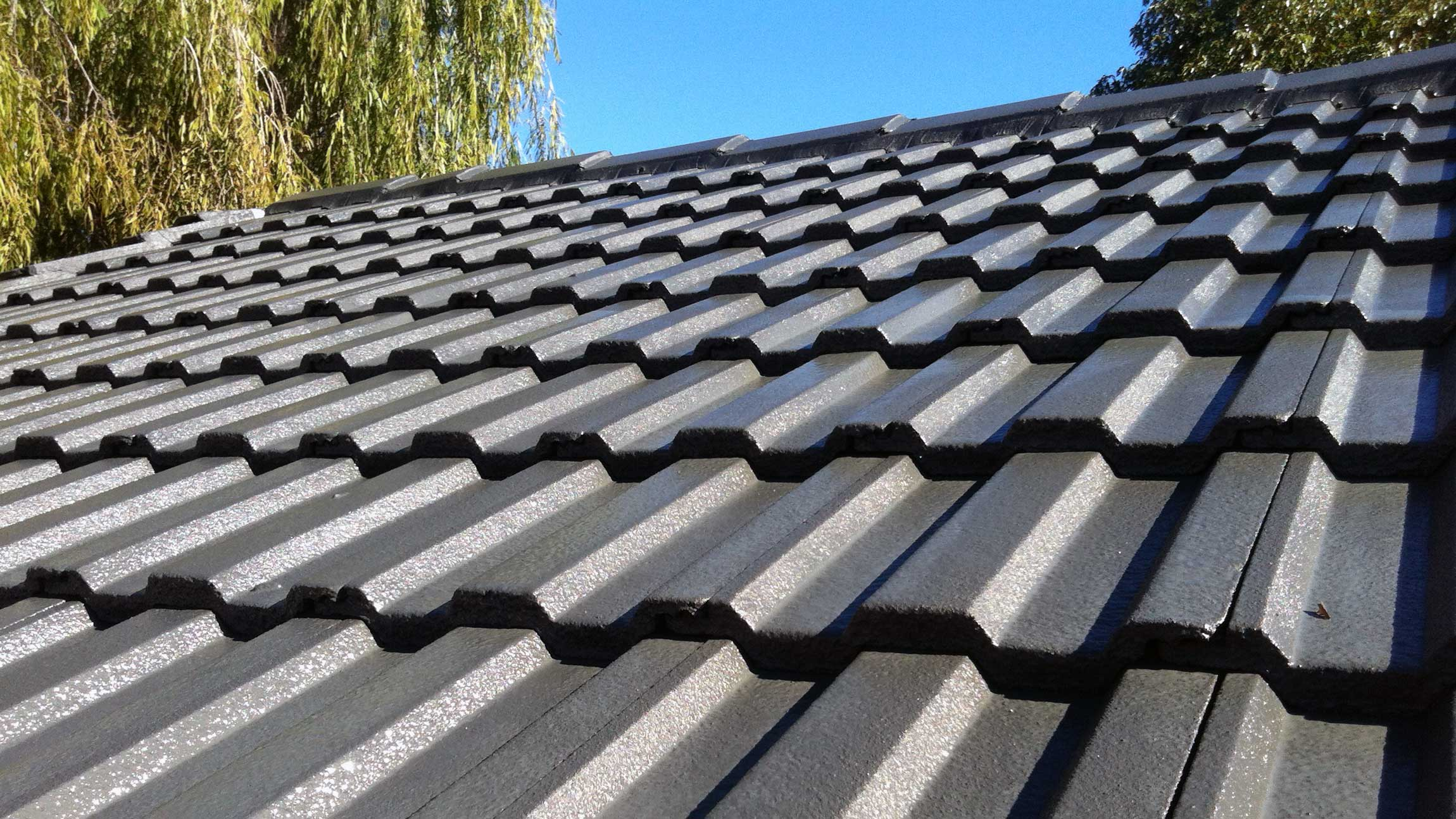 Concrete Tiles Western Counties Roofing