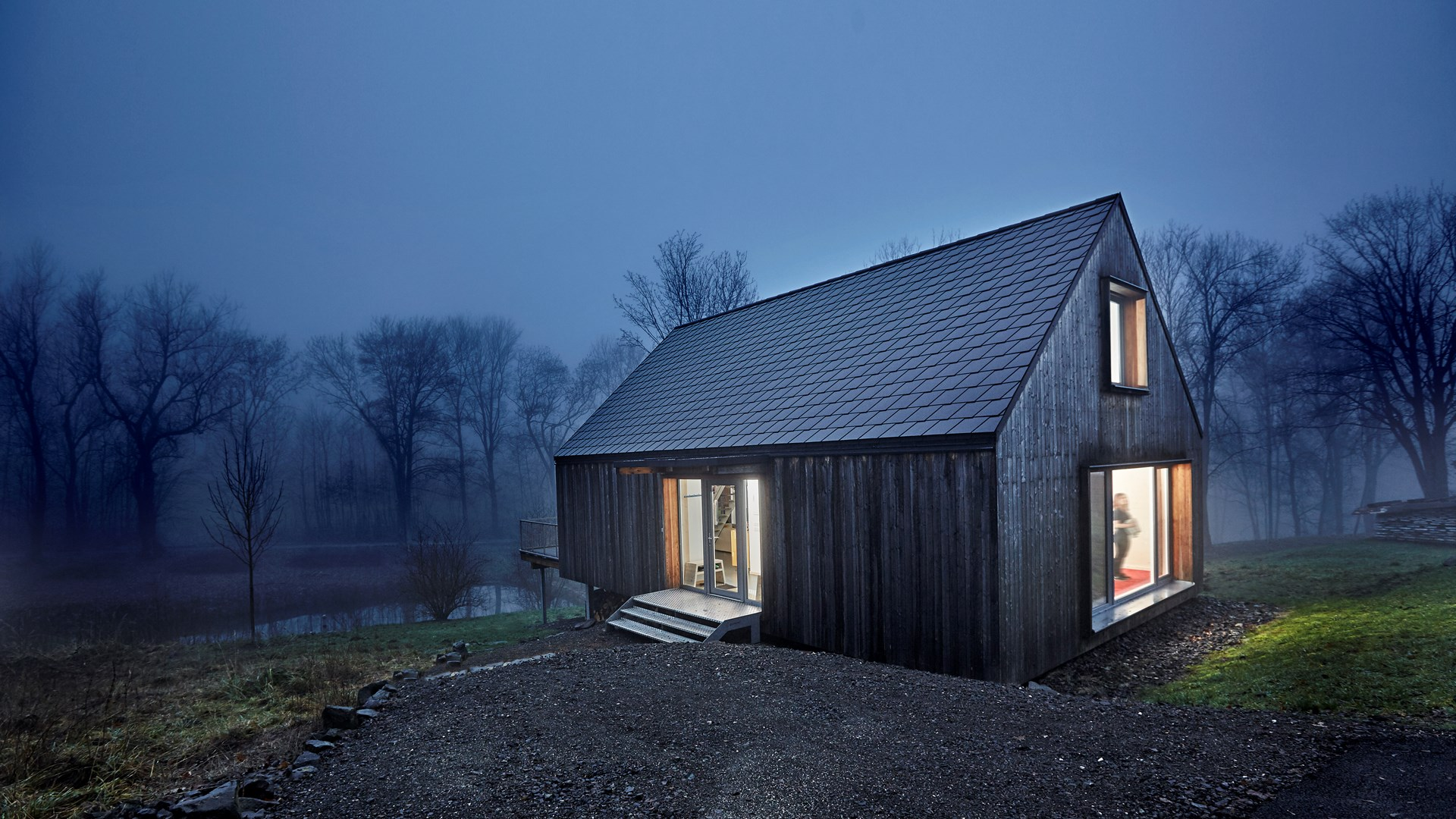 Flat Roof Architecture
