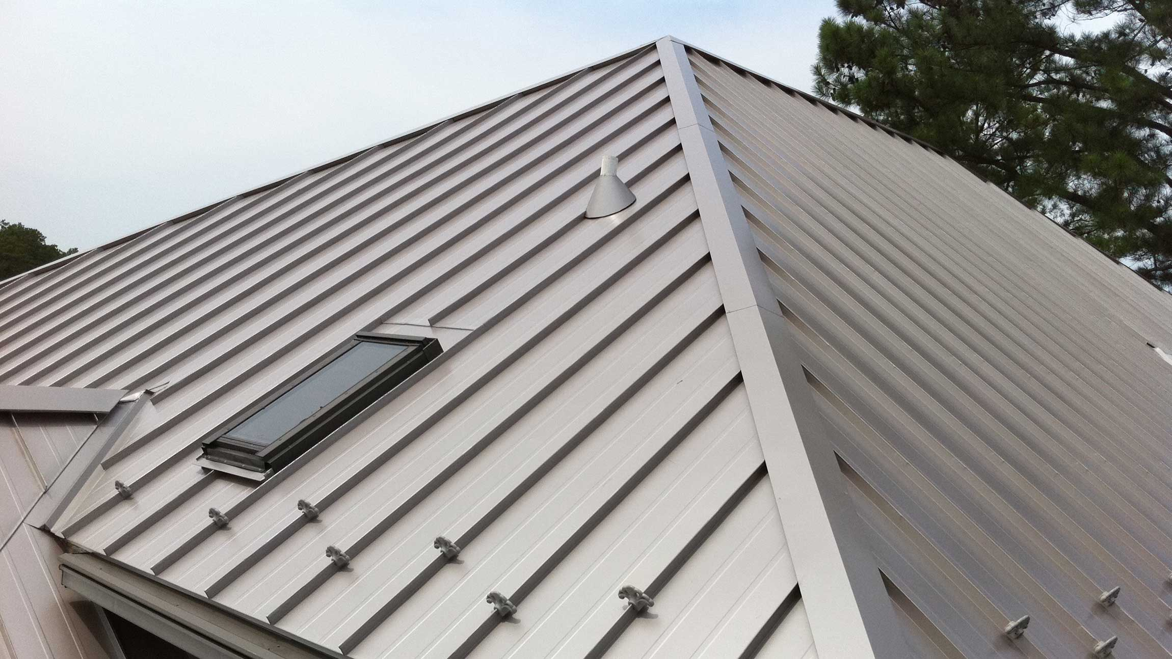 Standing Seam Roofing System Western Counties Roofing