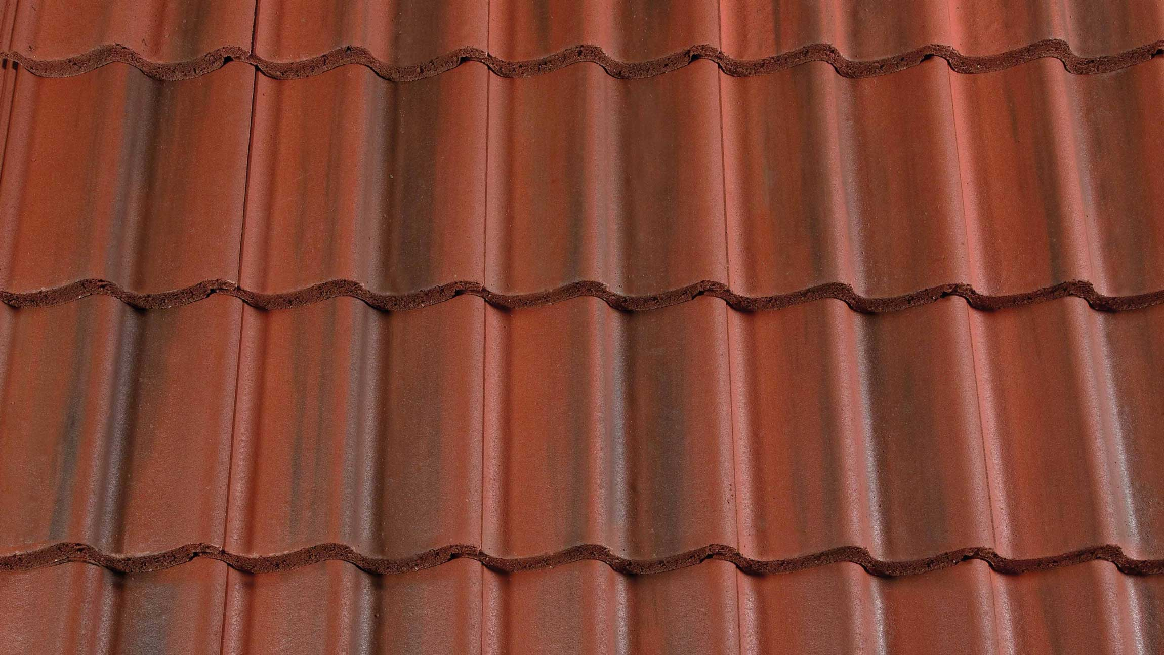 Redland Double Roman Concrete Tiles Western Counties Roofing
